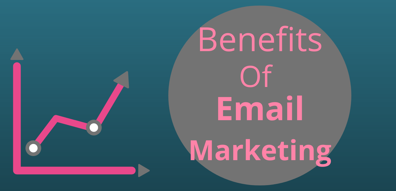 List of benefits of email marketing in detail explanation